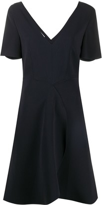 Stella McCartney V-neck short dress