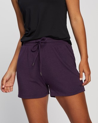 Running Bare Ab Waisted All the Feels Lounge Shorts