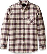 Rip Curl Men's Blackburn Long Sleeve Flannel Shirt