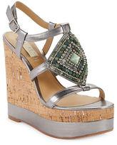 Lauren Ralph Lauren Mattie Platform Wedge Sandals
