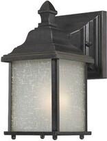 "575 Denim Oren Outdoor Wall Lantern Alcott Hill Size: 9"" H x 4.5"" W x D"