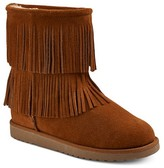 Women's Kimberly Shearling Style Boots - Mossimo Supply Co.