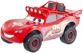 Cars Disney/Pixar RS 500 1/2 Off-Road Racing Lightning McQueen and DVD