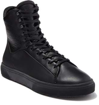 Hood Rubber Lincoln Waterproof Leather Lace Up Boot