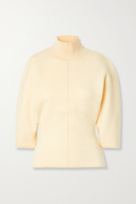 Acne Studios Knitted Sweater - Cream