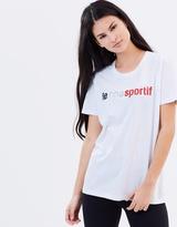 Le Coq Sportif Su00e9ris Tee