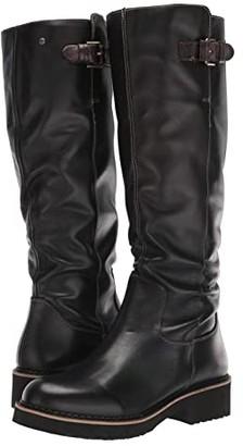 PIKOLINOS Vicar W0V-9667 (Black) Women's Boots