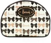 Harrods Glitter Bows Cosmetic Bag