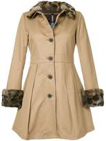 GUILD PRIME flared buttoned coat