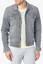 7 For All Mankind Trucker Jacket In Dispatch