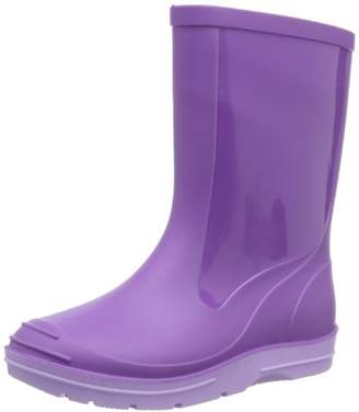 Beck Basic 486, Girls Slip Boot, Purple (Lila 13), 31 EU