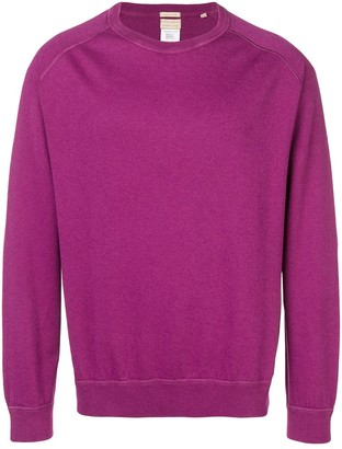 Massimo Alba Ribbed Trim Jumper