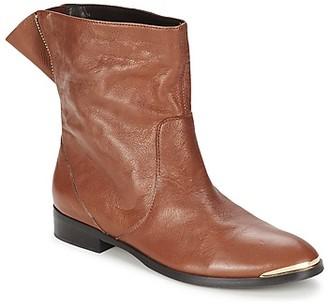 JB Martin 2CHERYL women's Mid Boots in Brown