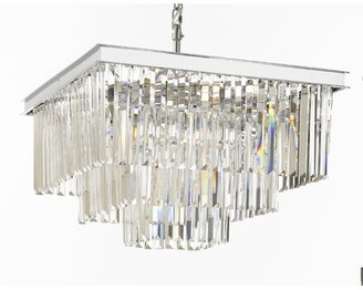 Rosdorf Park Neal 6 Light Shaded Classic Traditional Chandelier Shopstyle