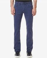 Buffalo David Bitton Men's Slim-Straight Fit Six Torpedo Stretch Twill Jeans