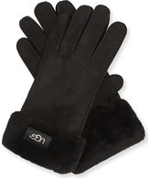 UGG Turn Cuff sheepskin gloves