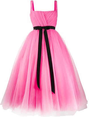 Parlor Layered Prom Dress