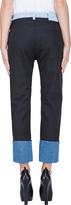 Maison Martin Margiela Black Leather Jeans
