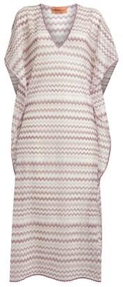 Missoni Zigzag Midi Dress