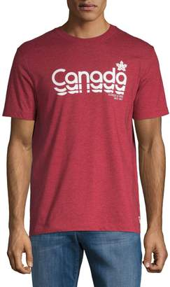 Canadian Olympic Team Collection Canada Graphic Tee