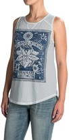 Lucky Brand Matchbox Tank Top (For Women)