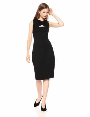 Bailey 44 Women's Duma Midi Date Night Ponte Dress