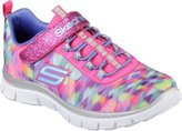 Skechers Girls' Skech Appeal Color Daze Trainer Size 3.5 M