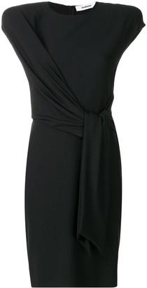 Chalayan Tie Waist Midi Dress