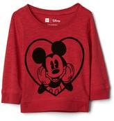 babyGap | Disney Baby Mickey Mouse slub top