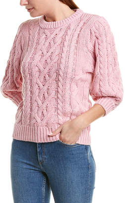 525 America Puff Sleeve Pullover