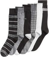 Perry Ellis Men's 6-Pk. Performance Dress Socks