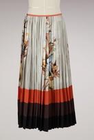 Fendi Prints long skirt