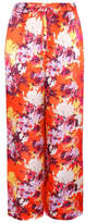 George Printed Palazzo Trousers