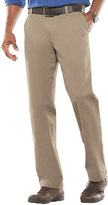 Big & Tall Men's SONOMA Goods for LifeTM Twill Straight-Fit Flat-Front Pants