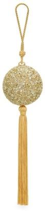 Oscar de la Renta Embellished Billiard Clutch