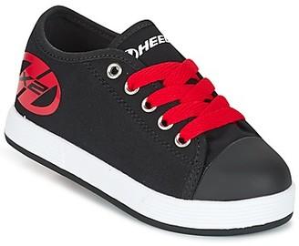 Heelys FRESH X2 boys's Roller shoes in Black
