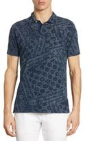 Polo Ralph Lauren Featherweight Mesh Floral Knit Polo