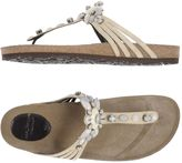 Maliparmi Toe strap sandals