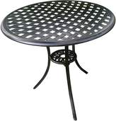 Channel Enterprises Outdoor Dining Tables Andrea Outdoor Table, Bronze