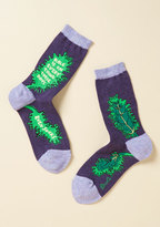 ModCloth Kale Me Maybe Socks