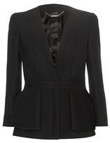 Alexander McQueen Wool-blend Jacket