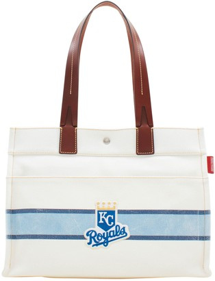 Dooney & Bourke MLB Royals Medium Tote