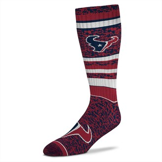 Women's For Bare Feet Houston Texans Going to the Game Socks