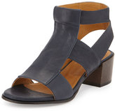 Coclico Teasel Leather City Sandal, Country Marino