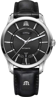 Maurice Lacroix Pontos PT6358-SS001-330-1 day date watch