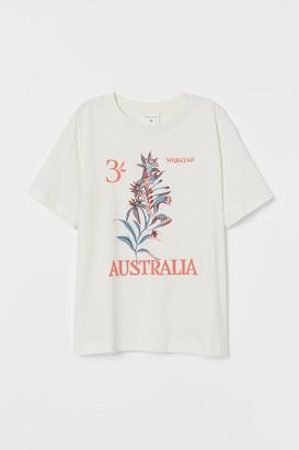 H&M Cotton T-shirt