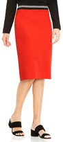 Vince Camuto Women's Rib Waist Pencil Skirt