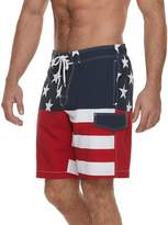 Sonoma Goods For Life Men's SONOMA Goods for Life Stars & Stripes Cargo Swim Trunks