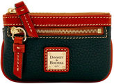 Dooney & Bourke Pebble Grain Small Coin Case