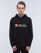 Stussy Billiards Applique Hoodie
